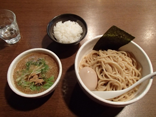 銀杏 味玉つけ麺_convert_20131203204653