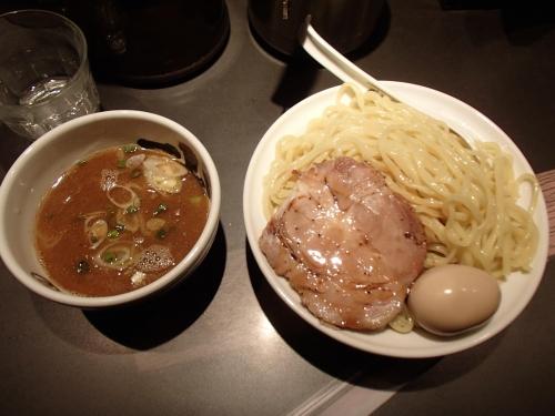 武骨相伝 味玉つけ麺 白_convert_20131210210156