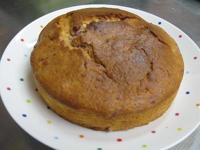 1紫芋ケーキ2