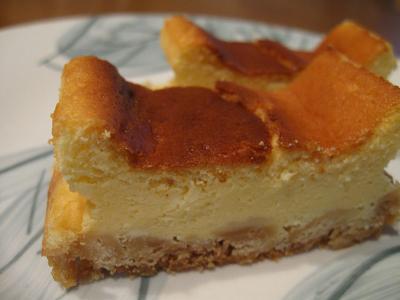 1チーズケーキ2