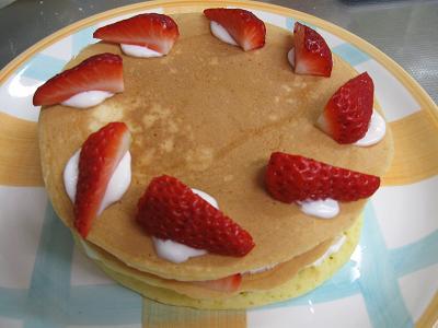1ショートケーキ?2