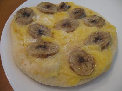 1バナナピザ2