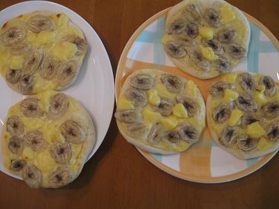 1バナナピザ1