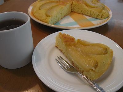 1リンゴケーキ6