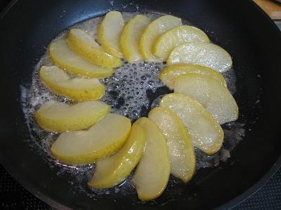 1リンゴケーキ2