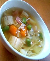 スープ(アレンジ)