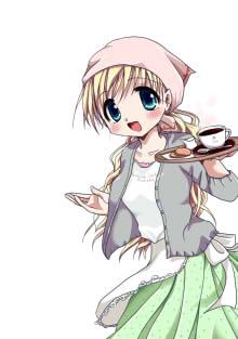 桜と珈琲4