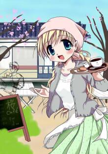 桜と珈琲6