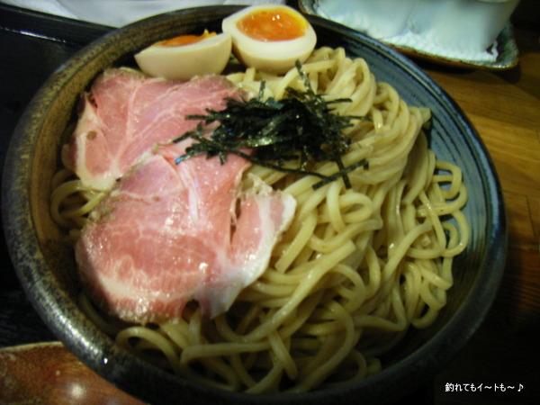 JUNK塩つけ麺 麺