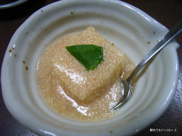 ほたる豆腐