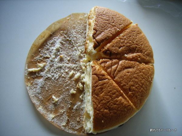 りくろーおじさんチーズケーキ半