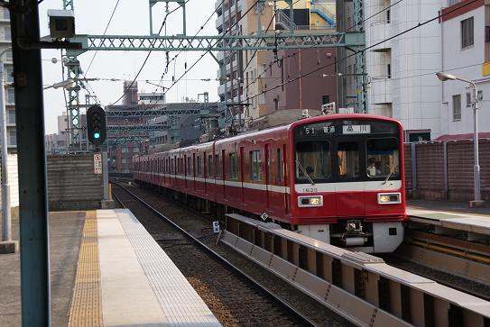 京急普通列車