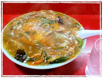 蓬莱 天津丼
