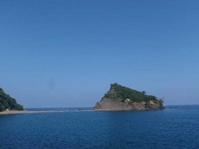 佐賀漁港裏の風景