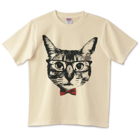 めが猫Tシャツ