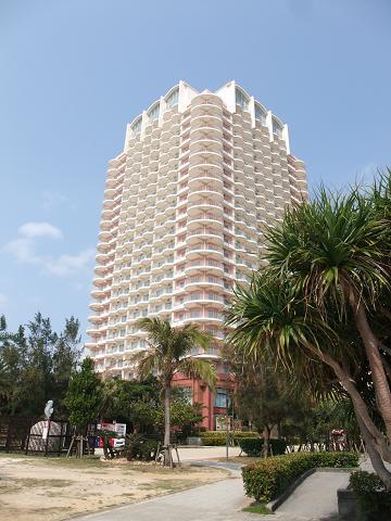 サンセットビーチ ビーチタワーホテル