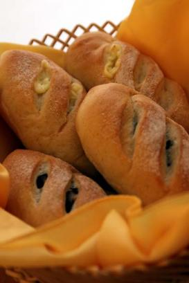 ずんぐりパン