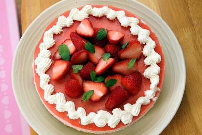 7歳の誕生日ケーキ