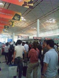 110822 北京入国