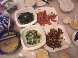 110822 北京夕食