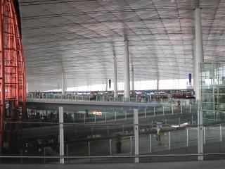 20110823 ブログ用 北京空港