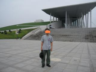110825 フフホト 博物館④