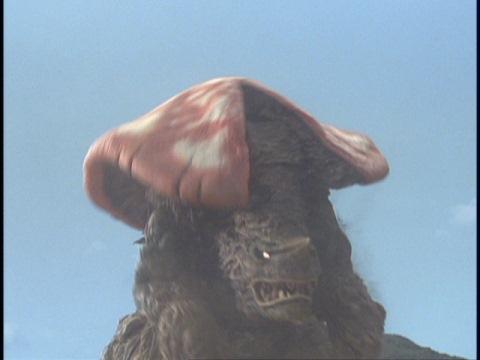 寄生怪獣 バッカクーン
