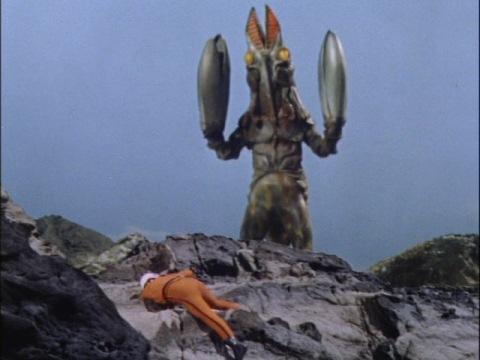 宇宙忍者 バルタン星人(二代目)
