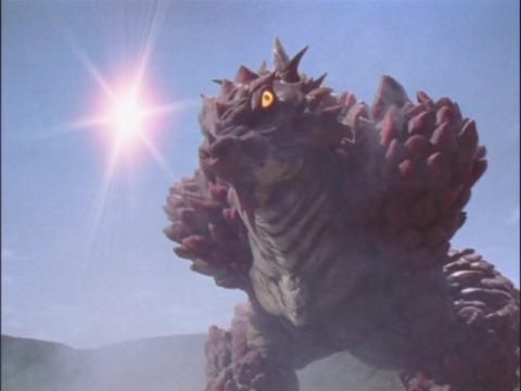 電撃怪獣 ボルギルス