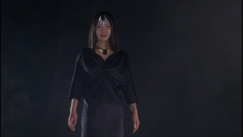 愛憎戦士 カミーラ人間体(演:芳本美代子)