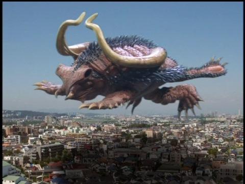 亜空間怪獣 クラウドス