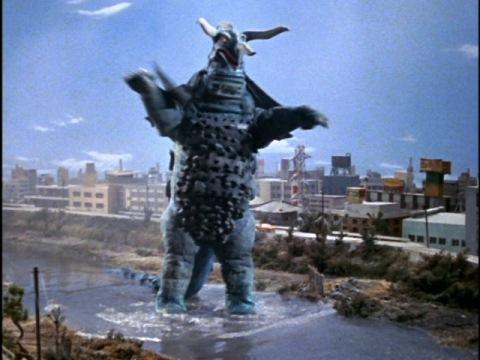 液体大怪獣 コスモリキッド