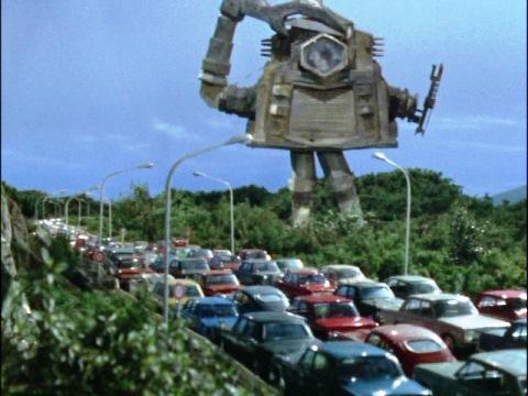 ロボット怪獣 クレージーゴン