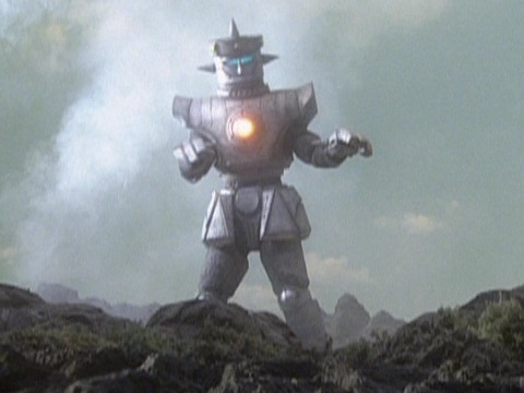 鉄鋼ロボット 大鉄塊