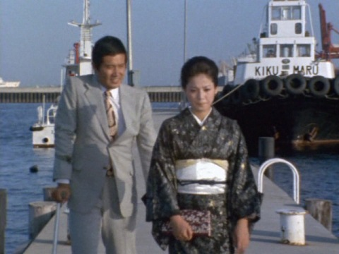 モロボシ・ダン隊長とアンヌに似た女性