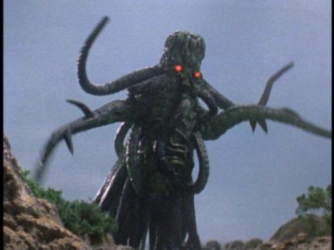 タコ怪獣 ダロン