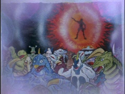 ウルトラの国の歴史 エンペラ星人が率いた怪獣軍団