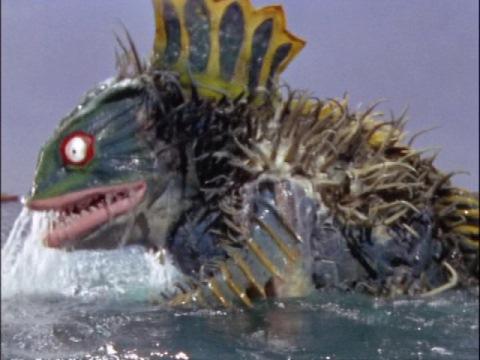 海獣 ゲスラ