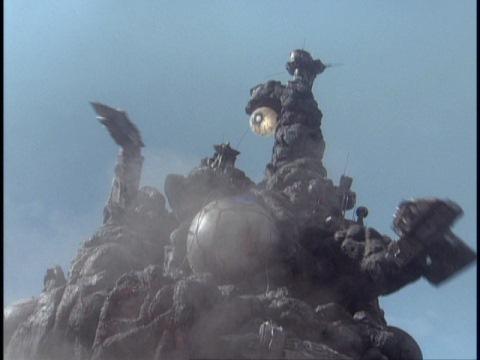 隕石怪獣 ギガドレッド