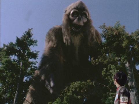 巨大猿人 ギガンテス(雌)