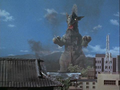 八つ切り怪獣 グロンケン