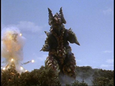 超力怪獣 ゴルドラス