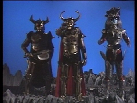 グア3兄弟(左から モルド・ジュダ・ギナ)