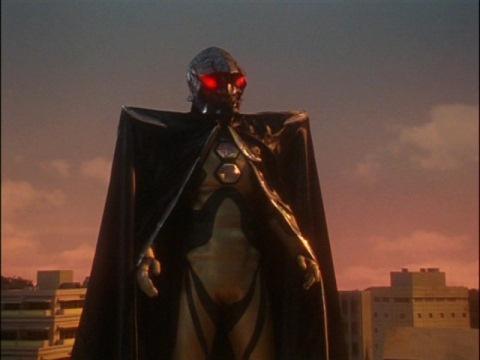 宇宙格闘士 グレゴール人