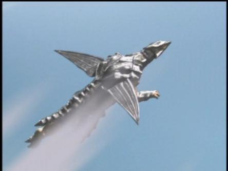 超音速で飛行するヘイレン