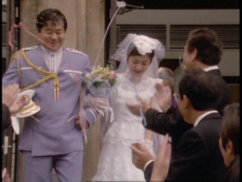 GUTSホリイ隊員結婚式