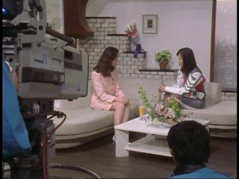 テレビでティガを認めたイルマ隊長