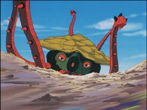 岩礁怪獣 アイランダ