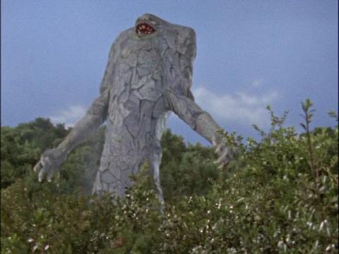 棲星怪獣 ジャミラ