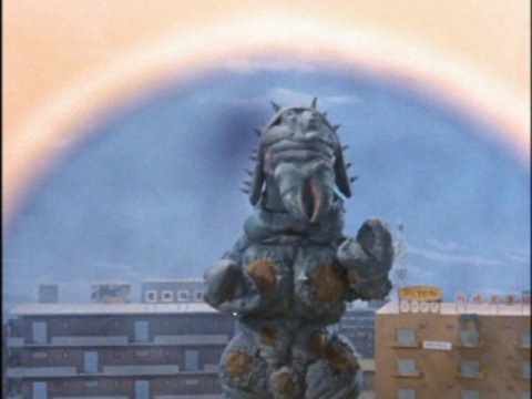 食葉怪獣 ケムジラ